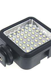 Professional 36 LED 4W 6400K White Lamp Fill Light for Gopro Hero 4 3+ 3 2 SJ4000 Sport Action Camera Camcorder