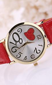 Ladies' Wrist watch Color Ink Printing Belt Quartz Watch(Assorted Colors)