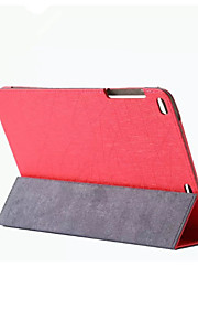"For Huawei Honor Note T1 - A21W  Case Luxury Silk Leather Case Cover For Huawei honor T1 - A21W 9.6"" Tablet Cover Case"