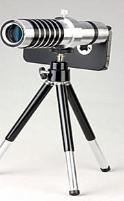 Mobile Phone Lens Telephoto General Belt Bracket 8 Times Telephoto Zoom Telescope