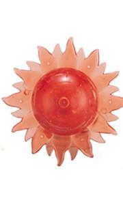 puslespil 3D-puslespil / Krystalpuslespil Byggesten DIY legetøj Sol ABS Sølv Model- og byggelegetøj