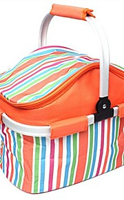 20L Waterproof Cooling Heat Insulated Travel Picnic Bag Outdoor Lunch Basket