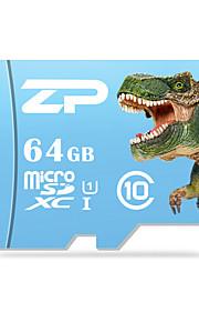 zp 64GB UHS-I U1 / klass 10 microSD / microSDHC / microSDXC / tfmax läsa speed80 (mb / s)