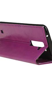 LG K10 Polycarbonate Etuis Complets / Coques avec Support Design Spécial / Nouveautés couverture de cas
