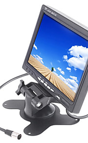 7 Inch TFT-LCD Car Rearview Monitor Camera High Quality