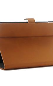 lyx retro vintage bok stil PU läder fallet täcker med stativhållaren till Apple iPad pro tablettaskar
