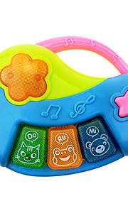 fancy mini tegneserie klaver keyboard musik lys baby / elektrisk legetøj