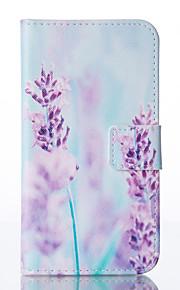 lavanda cassa del telefono dell'unità di elaborazione del dipinto per Galaxy S5 / S6 / s6edge