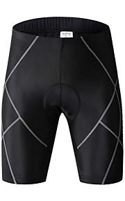 WOSAWE Men's Cycling Shorts 3D Gel Padded Bike/Bicycle Outdoor Sports Tights Cycling Clothing
