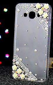 TPU di lusso e di nuovo materiale acrilico copertura per la galassia A8