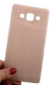 cassa del telefono di TPU scintillio per Samsung A3 / A5 / A7 / A8 (colori assortiti)