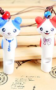 handgemaakte keramische hondenfluitje kleine hond fluitje sleutelhanger nieuwe stijl hondentraining producten