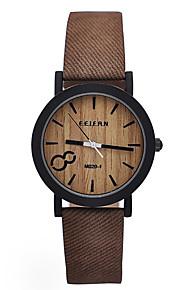 unisex relógios de madeira relógios do relógio das mulheres do vintage de negócios informais de quartzo relógio dos homens analógicos,