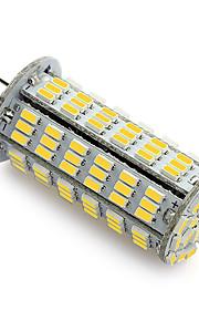 6W G4 LED-kornpærer T 126 SMD 3014 500-540 lm Varm hvit / Kjølig hvit AC 220-240 V 1 stk.