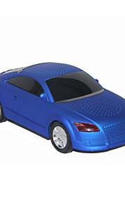 audi automalleja bluetooth puhuja kannettava kaiutin auton handsfree bluetooth radio subwoofer ds-a8bt