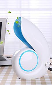 Mini Bladeless Fan USB Fan Turbine Conch