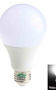 1 stk. Zweihnder E26/E27 12W 18 SMD 5730 710 lm Kjølig hvit A70 Dekorativ LED-globepærer AC 85-265 V