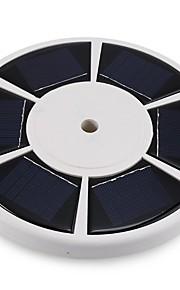6W Soldrevne LED-lamper 200 lm Kjølig hvit DIP-LED Batteri V 1 stk
