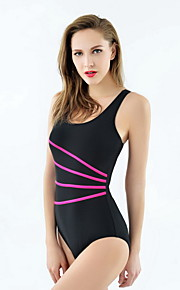 Others Women's Swimwear Quick Dry / Compression One Piece Adjustable Black M / L / XL