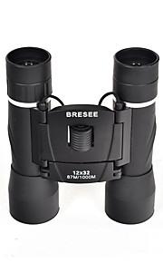 BRESEE 12 32 mm Binoculars BAK4 Generic  / High Definition / Spotting Scope / Waterproof 87ft/1000yds 3Central