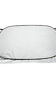 Patent Aluminum Foil Silver Anti-UV Sun Insulation Sunshade