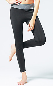 Women's Running Pants Yoga / Pilates / Fitness / Leisure Sports / Cycling/Bike / Running Breathable / WickingGray