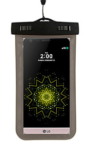 Para Impermeable Funda Handytasche Funda Other Suave Policarbonato Universal LG K8 / LG G5 / LG G4 / LG Stylus G4 / LS770 / LG Nexus 5X