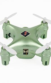 WL Toys Q343 zangão 6 eixo 4ch 2.4G RC Quadrotor Vôo Invertido 360° / Acesso em tempo real Footage / visão Posicionamento / Flutuar