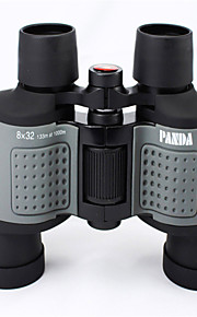 Panda 8 32mm mm BinocularsHandheld 133m/1000m 5m Central Focusing Multi-coated General use / Bird watching Normal