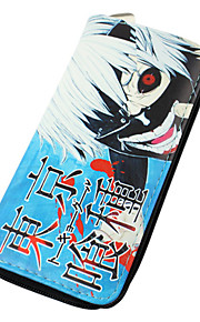 Tokyo Ghoul-Portfele-Ken Kaneki-PU Leather (skóra kompozytowa)