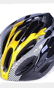 Casco(Amarillo / Rojo / Gris / Azul,EPS / PVC) -Deportes- deCiclismo / Ciclismo Recreacional Unisex 19 Ventoleras