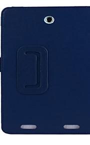 magnet stand läder med kortplats och handhållare fallet täcker för acer inconia fliken 8 w1-810 tablett täcker fallet