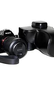 Capa-PretoUm Ombro-Sony-SLR