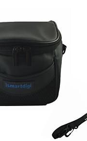 ismartdigi i105 Black Camera Bag for All Mini DSLR DV Nikon Canon Sony Olympus...