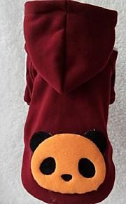 犬用品 コート レッド 冬 / 春/秋 クラシック / アニマル 結婚式 / クリスマス / バレンタインデー / ファッション-Lovoyager