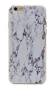 TPU material färg ihåligt blomma sten mönster mjuk telefon fallet för iphone6 / 6s / 6 plus / 6s plus