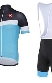 KEIYUEM®Others Short Sleeve Spring / Summer / Mountain Bike Cycling Clothing Bib Sets for Men/Women/ Breathable#40