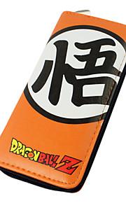 Dragon Ball-Portfele-Goku-PU Leather (skóra kompozytowa)