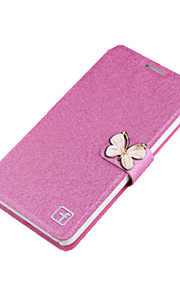 Jewelry Crystal Bling Rhinestone Luxury Wallet Stand Case For Huawei P8 Lite/Honor 6 Plus/Honor 7/7i/Y550/Y520/P8