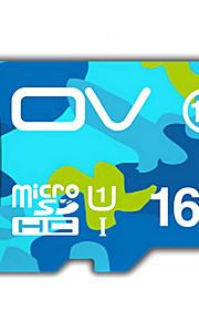 ov 16 gb tf card 16 GB hukommelseskort køretøj, der kører data recorder high-speed hukommelseskort c10 camouflage