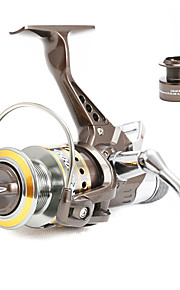 Spinning Reels 5.0/1 10 Ball Bearings Exchangable Bait Casting / General Fishing-BR5000 Fishmore