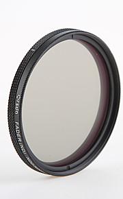 orsda® nd2-400 52mm / 55mm justerbar belagt (16 lag) fmc filter
