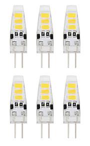 YouOKLight 10PCS 5733 Lampada LED Lamp 12V G4 Silicone Light bombillas led Bulb 6LED Bi-pin Lights