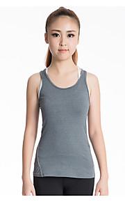 Hardlopen Compression Suit / Singlet Dames Ademend / Sneldrogend / Stretch / Compressie / Zweetafvoerend Yoga / Fitness / Hardlopen