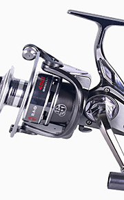 Spinning Reels 5.1/1 12 Ball Bearings Exchangable Bait Casting / General Fishing-BM4000 Debao