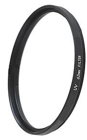 emoblitz 62mm uv ultraviolet protector linse filter sort