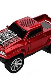 fordonsindustri levererar bilmodell med ett radiokort högtalare trådlösa Bluetooth-högtalare