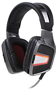 Sennic Sennic G291 해드폰 (헤드밴드)For미디어 플레이어/태블릿 / 모바일폰 / 컴퓨터With마이크 포함 / 게임 / 소음제거