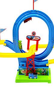 puzzle brinquedo veículo ferroviário elétrico