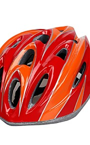 Bjerg / Vej / Sport-Dame / Herre / Unisex-Cykling / Bjerg Cykling / Vej Cykling / Rekreativ Cykling-Hjelm(Rød / Sort / Blå,EPS / PVC)17